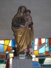 Eglise Saint-Sulpice - Français:   Statue de \