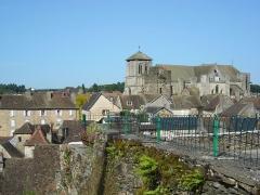 Eglise Saint-Yrieix -  St Yrieix la Collégiale 245648