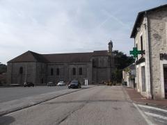 Eglise Saint-Pierre - Nederlands: De Abdij van Solignac