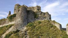 Ruines du château - Nederlands: Het kasteel van Arques-la-Bataille, Frankrijk