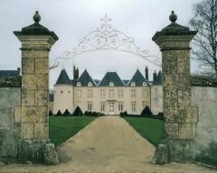 Château - Château d'Auvilliers à Artenay (Loiret)