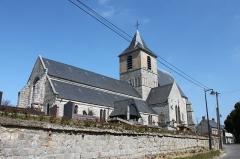 Eglise Saint-Martin - Français:   église de blosseville-sur-mer