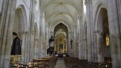 Eglise Notre-Dame - Nederlands: De Onze-Lieve-Vrouwekerk van Le Bourg-Dun, Frankrijk