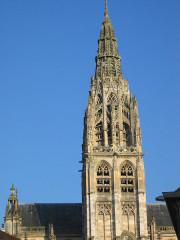 Eglise Notre-Dame - English:   Caudebec-en-Caux, Normandy, church chevet