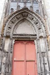 Eglise Notre-Dame - Français:   Église Notre-Dame de Caudebec-en-Caux.
