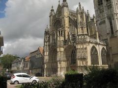 Eglise Notre-Dame - English: Caudebec-en-Caux, Seine-Maritime, France.