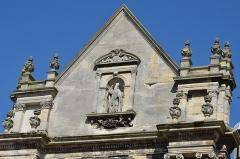 Eglise Saint-Rémy - English:   The church of Saint Remy in Dieppe, France