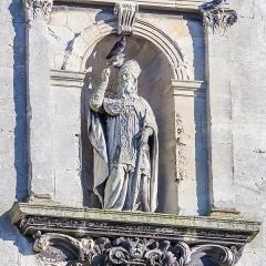 Eglise Saint-Rémy - Français:   Église Saint-Rémy de Dieppe