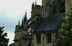 Collégiale Notre-Dame et Saint-Laurent -  Collegiale Notre-Dame et Saint Laurent,Eu-Normandie;France