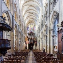 Collégiale Notre-Dame et Saint-Laurent - Collégiale Notre-Dame et Saint-Laurent d'Eu