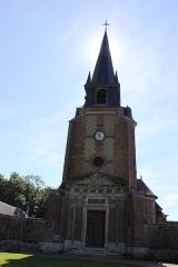 Eglise Saint-Pierre-Saint-Paul - Français:   Eglise de Grémonville