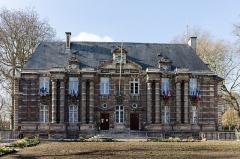 Château - Français:   Hôtel de ville d\'Harfleur