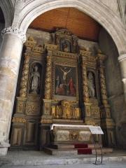 Eglise Saint-Martin - Harfleur, Église Saint-Martin, XIV-XVI siècle