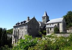 Ancien prieuré de Graville ou ancienne abbaye de Sainte-Honorine - Abbaye de Graville, vue générale Sud-Est