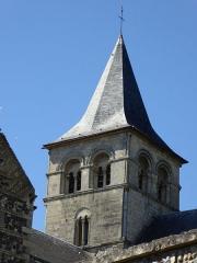 Ancien prieuré de Graville ou ancienne abbaye de Sainte-Honorine - Abbaye de Graville, Tour de la croisée du transept