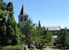 Ancien prieuré de Graville ou ancienne abbaye de Sainte-Honorine - Abbaye de Graville, Vue Sud