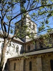 Ancien prieuré de Graville ou ancienne abbaye de Sainte-Honorine - Abbaye de Graville, La croisée du transept