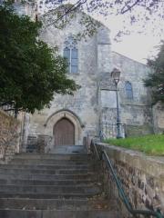 Ancien prieuré de Graville ou ancienne abbaye de Sainte-Honorine - Abbaye de Graville, Le Havre