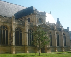 Eglise Notre-Dame - English: Cathedral of Le Havre