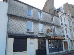 Immeuble - Français:   88, rue de Bretagne
