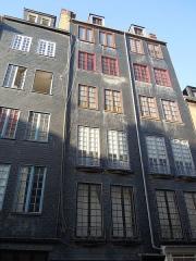 Immeuble - Français:   Immeubles, 89,91,93 rue Dauphine (Le Havre)