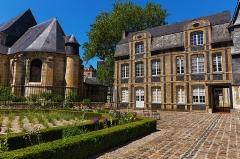 Maison Dubocage de Bliville (ou maison des Veuves) -