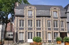 Maison Dubocage de Bliville (ou maison des Veuves) - English: Le Havre (France, Normandy) Hôtel Dubocage de Bléville, in Saint-François district.
