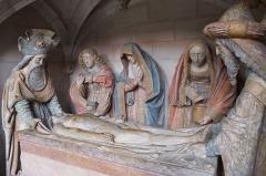 Eglise - Deutsch: Kirche Notre-Dame in Neufchâtel-en-Bray im Département Seine-Maritime, Frankreich