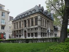 Ancien Bureau des Finances -  Bureau_des_Finances._Rouen