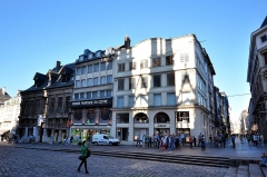 Ancien Bureau des Finances -  Place de la Cathédrale, Rouen, France