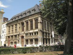 Ancien Bureau des Finances - Nederlands: Rouen, Normandie, France