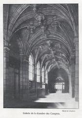 Ancienne Chambre des Comptes ou hôtel Romé - French historian, archaeologist and photographer
