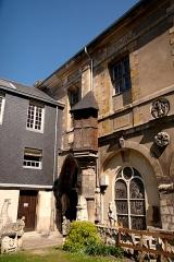 Cloître Sainte-Marie -  Rouen_076_cloître-couvent-des-Visitandines
