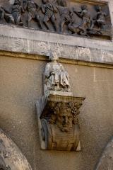 Cloître Sainte-Marie -  Rouen_078_cloître-couvent-des-Visitandines