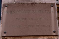 Cloître Sainte-Marie -  Rouen_057_couvent-des-Visitandines