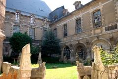Cloître Sainte-Marie -  Rouen_072_cloître-couvent-des-Visitandines
