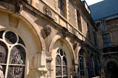 Cloître Sainte-Marie -  Rouen_074_cloître-couvent-des-Visitandines