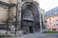 Ancienne église Saint-Eloi -  Temple Saint Eloi 2012