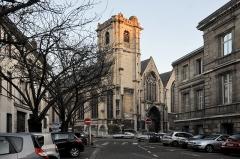 Eglise Saint-Godard -  église Saint Godard
