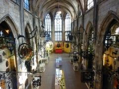 Ancienne église Saint-Laurent - Français:   Le musée occupe l\'ancienne église Saint-Laurent depuis 1920.