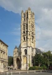 Ancienne église Saint-Laurent - Français:   Le Musée Le Secq des Tournelles de Rouen.