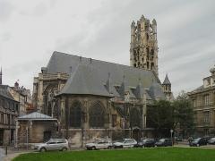 Ancienne église Saint-Laurent -  Ancienne église Saint-Laurent de Rouen