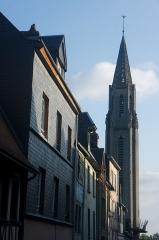 Eglise Saint-Nicaise - Église Saint-Nicaise à Rouen, France.