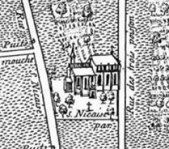 Eglise Saint-Nicaise - Eglise Saint-Nicaise