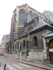 Eglise Saint-Nicaise - Église Saint-Nicaise de Rouen.