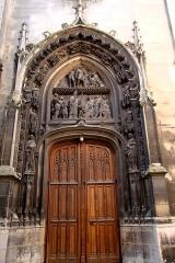 Eglise Saint-Patrice - Église Saint-Patrice de Rouen