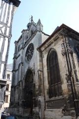 Eglise Saint-Patrice - Église Saint-Patrice à Rouen.