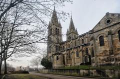 Ancienne église Saint-Paul -  saint-Paul