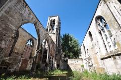 Ancienne église Saint-Pierre-du-Châtel -  Église Saint-Pierre-du-Châtel, Rouen, France