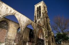 Ancienne église Saint-Pierre-du-Châtel -  Église Saint-Pierre-du-Chatel à Rouen